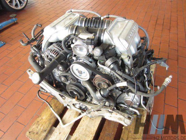 porsche 997 911 motor triebwerk engine m 355ps 261kw ebay. Black Bedroom Furniture Sets. Home Design Ideas