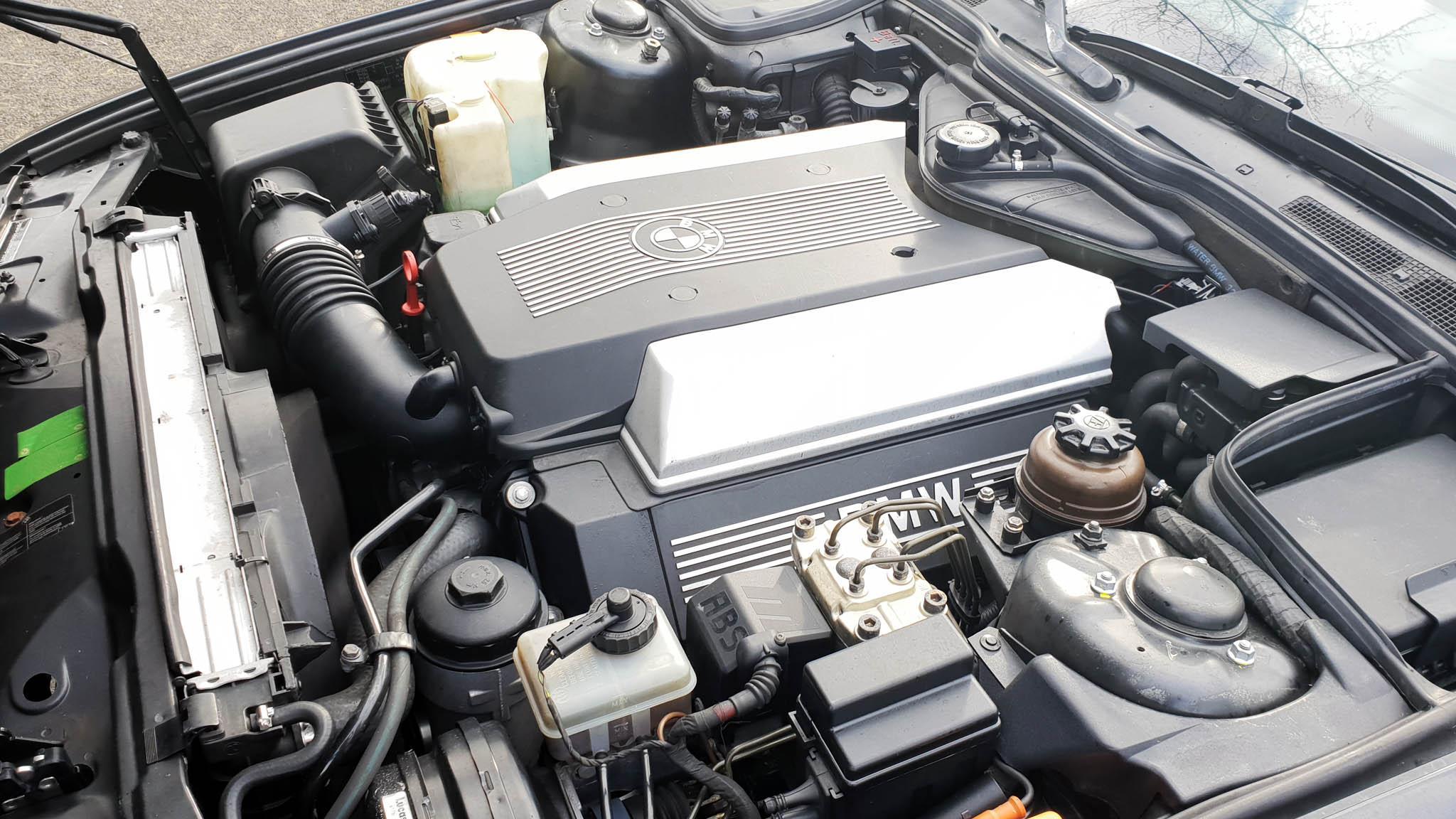 Bmw E32 740i Motorrevision H2 Motors Gmbh