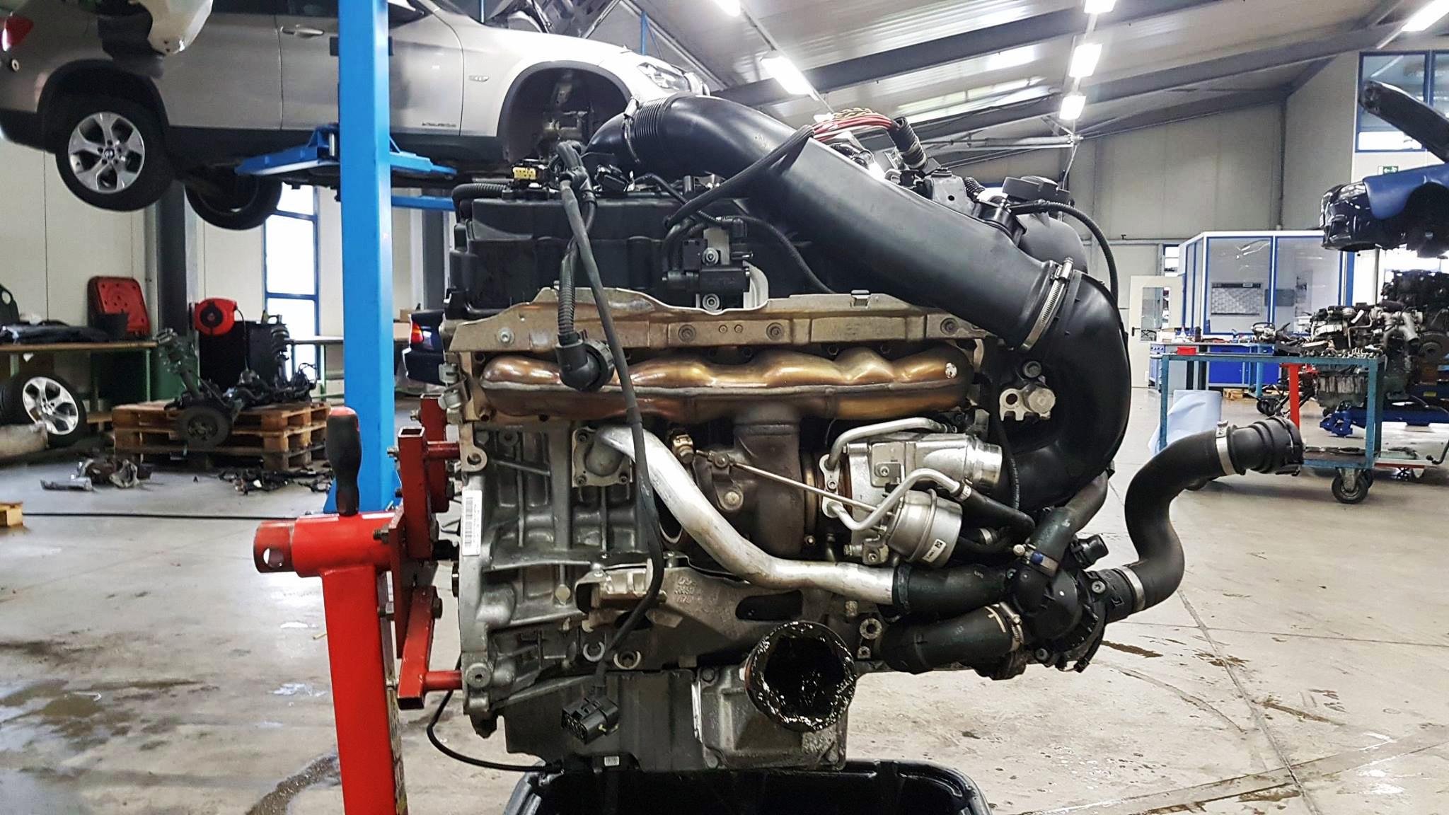 Der N55B30 Motor aus dem BMW X5M 35i E70